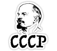 $2.73-$16.37 Sticker, Vladimir #Lenin #quote, #Vladimir Ilyich Ulyanov, #Russian #communist #revolutionary, #politician and political theorist, served as head of government of the Russian Republic, #Soviet #Union, #USSR, Grandfather