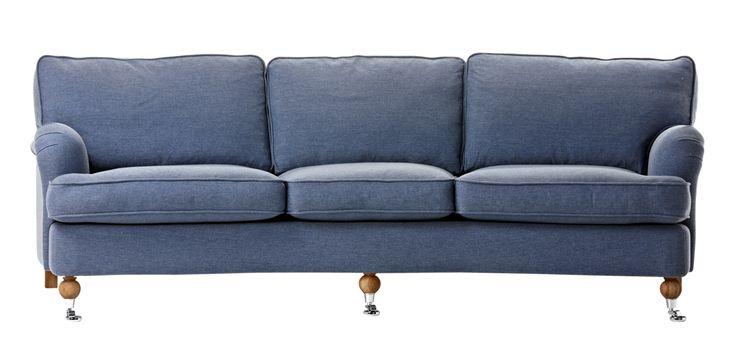 Watford - 3-sits soffa svängd | Mio