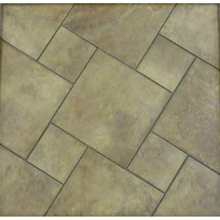 79 best images about hopscotch tile pattern on pinterest mosaics tile flooring and tile - Bathroom tiles design patterns to consider ...