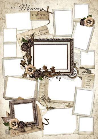 Beautiful Photo Collage Design Ideas Images - Home Design Ideas ...