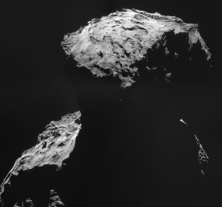 Sehr schoen! ESA gibt Rosetta-Bilder frei, stellt sie unter Creative-Commons-Lizenz /via @heiseonline #Weltraum #Weltall #All #space #Foto #pic #CC #CreativeCommons
