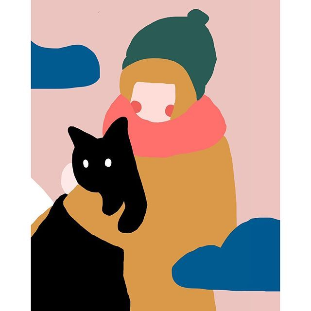 @ellenillustration by Ellen de Bruijn Illustration