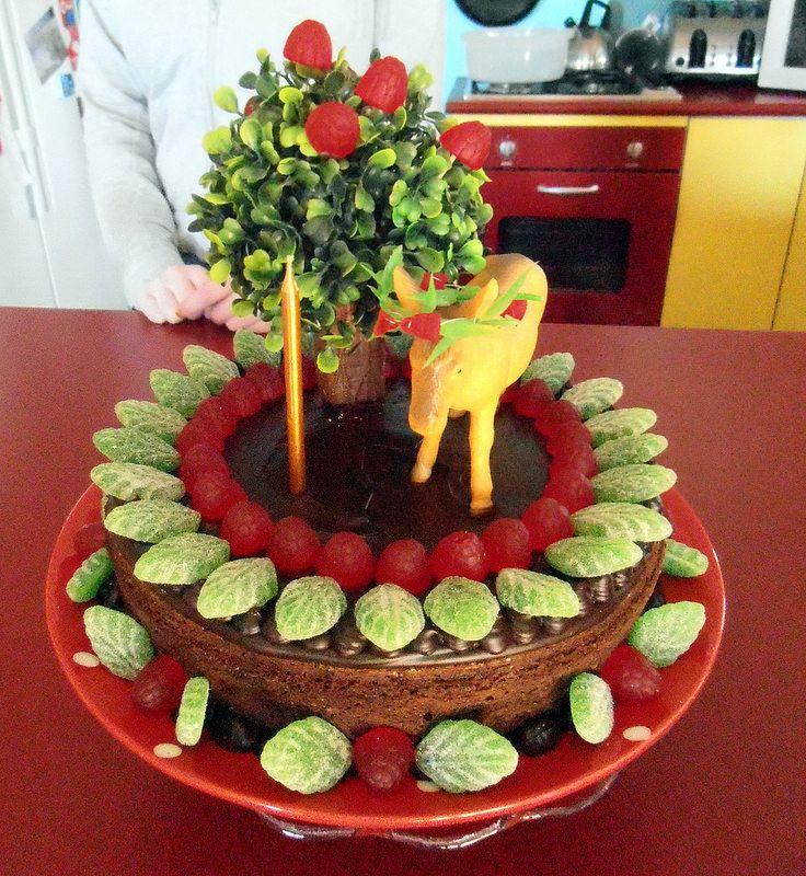 midsummer night's dream cake   Flickr - Photo Sharing!