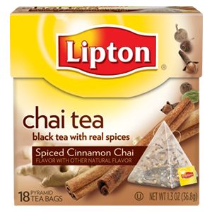 This is the best tea I've EVER had! Spiced Cinnamon Chai Black Tea