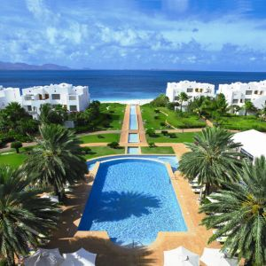 Anguilla - It's soooo worth the effort it takes to get there!  April 2011