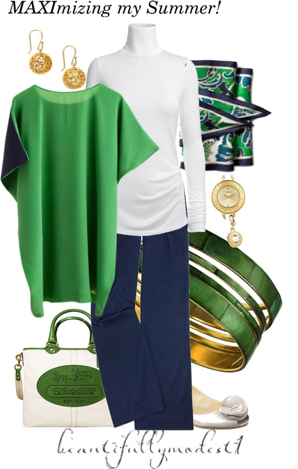 """""""Summer 2012!"""" by beautifullymodest1 on Polyvore"""