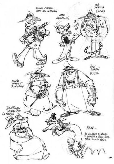 Character Design Book 2015 : Corrado mastantuono art:corrado pinterest