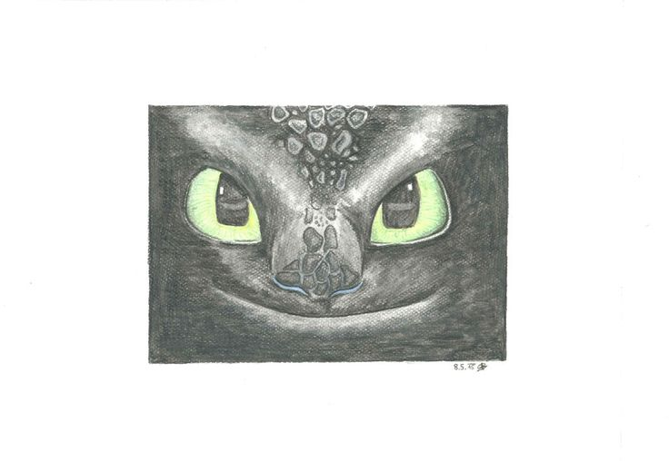 Bezzubka (Toothless) by Adisida on DeviantArt