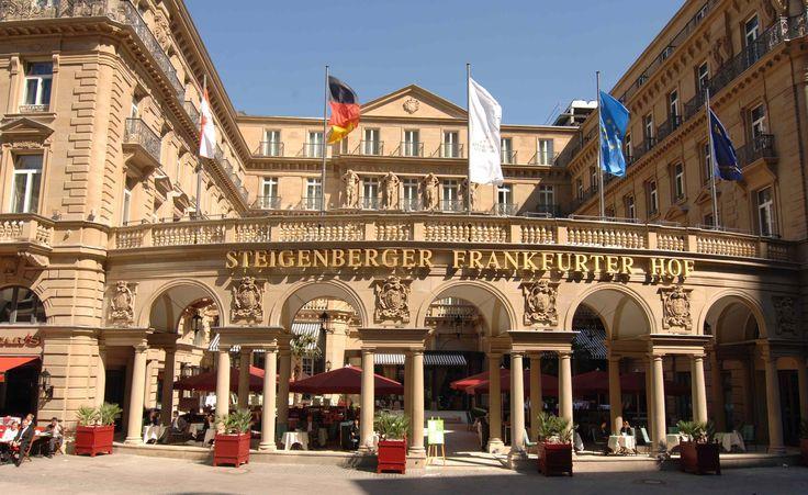 "Steigenberger Hotels Group"" has stood for top-class European hospitality since 1930…"