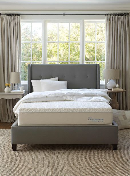 Breeze Coolness New Mattresses From Tempurpedic For The