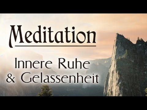 Geführte Meditation: Der Berg – Innere Ruhe & Gel…