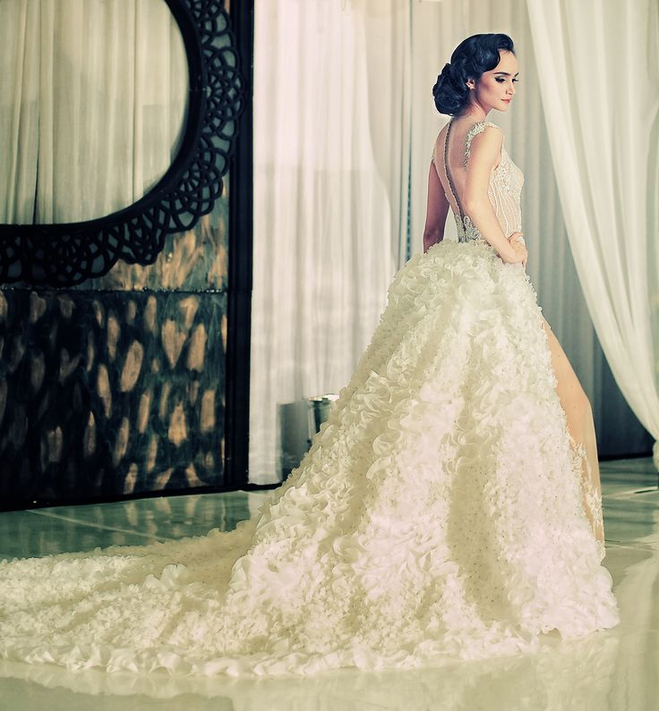 vintage gown by bazred satriani on 500px