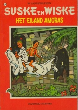 Suske en Wiske #68 Het eiland amoras