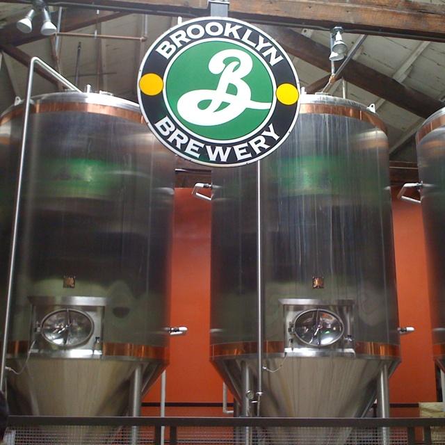 Williamsburg Brooklyn: Brooklyn Brewery