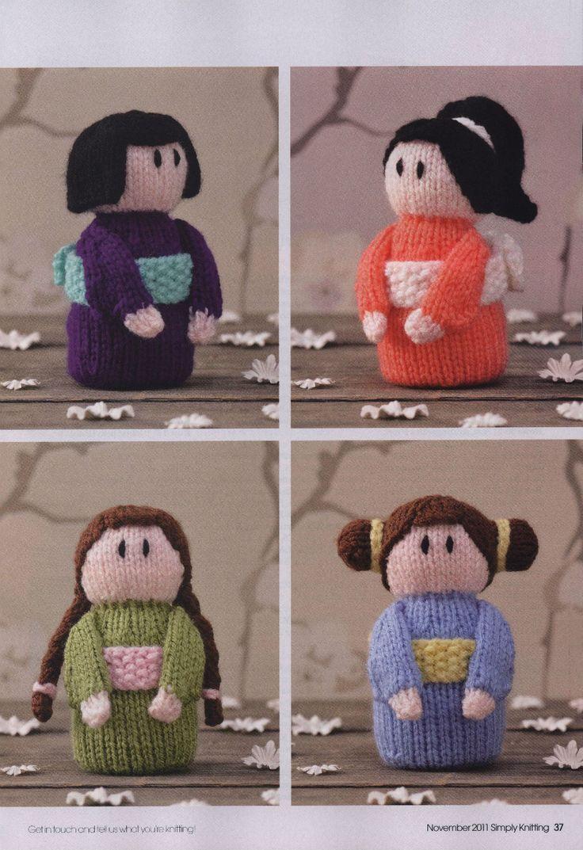 Simply Knitting No11 2011 - 紫苏 - 紫苏的博客