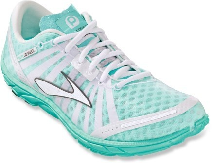 Absolutely love Brooks brand--great for long distance...Runner reviews say these are the best.