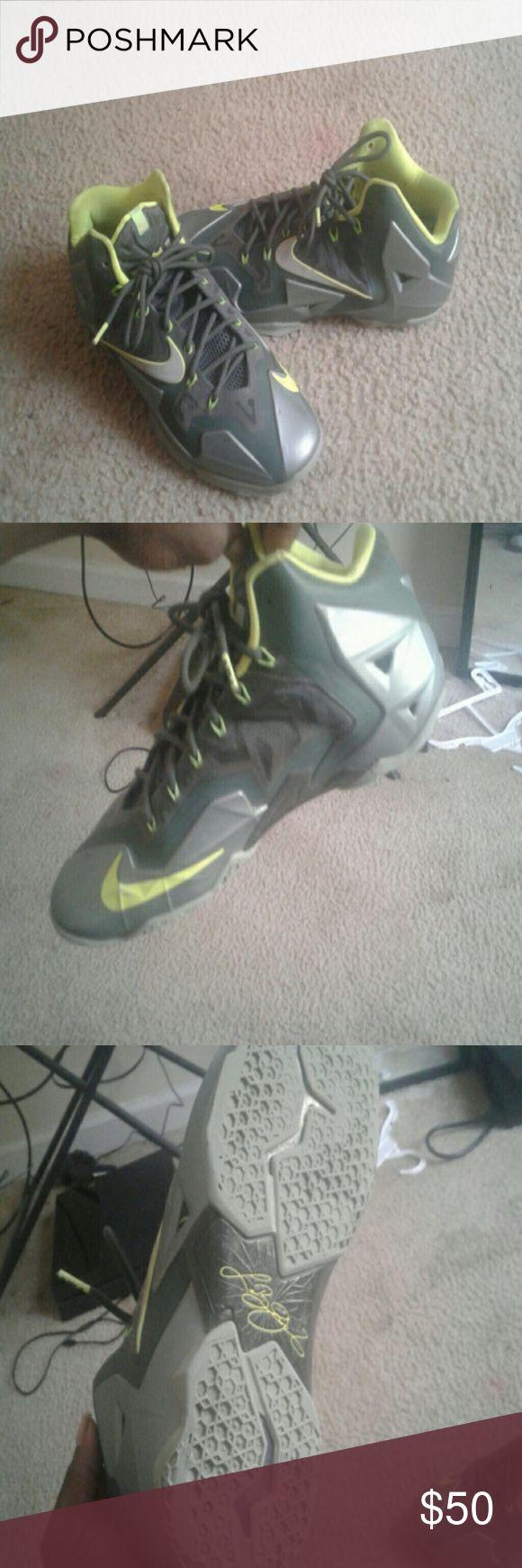 Nike LeBron 11 Basketball Shoes Nike Shoes Athletic Shoes