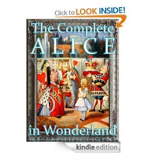 27 best book suggestions for angelia images on pinterest baby the complete alice in wonderland by lewis carroll fandeluxe Images