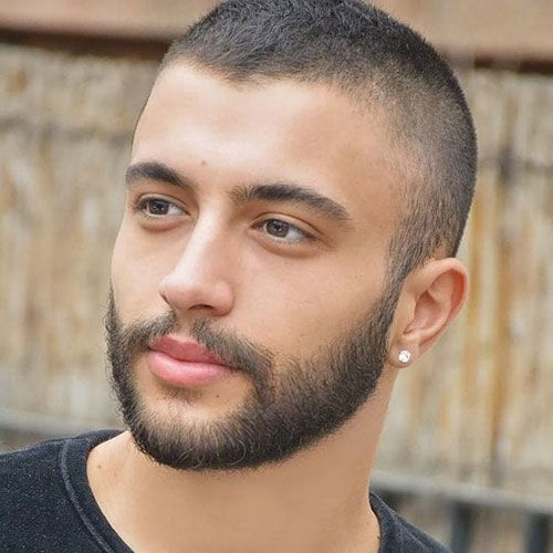 29 Best Short Hairstyles With Beards For Men 2020 Guide Beard Styles Short Short Hair With Beard Mens Hairstyles Short