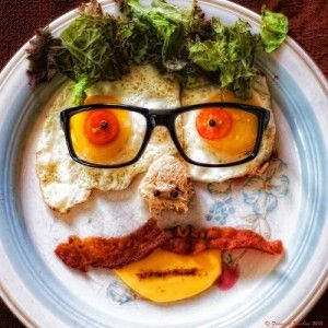 High intake of dark green vegetables (spinach, broccoli, kale, ect.) and orange colored veggies (carrots, eggs, etc.) have the right vitamins that are vital to eye repair and maintenance