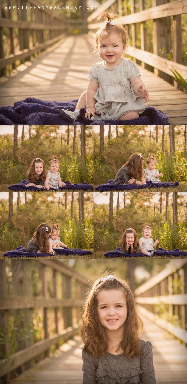 sisters | Tampa Child Photographer, Tiffany Walensky Photography