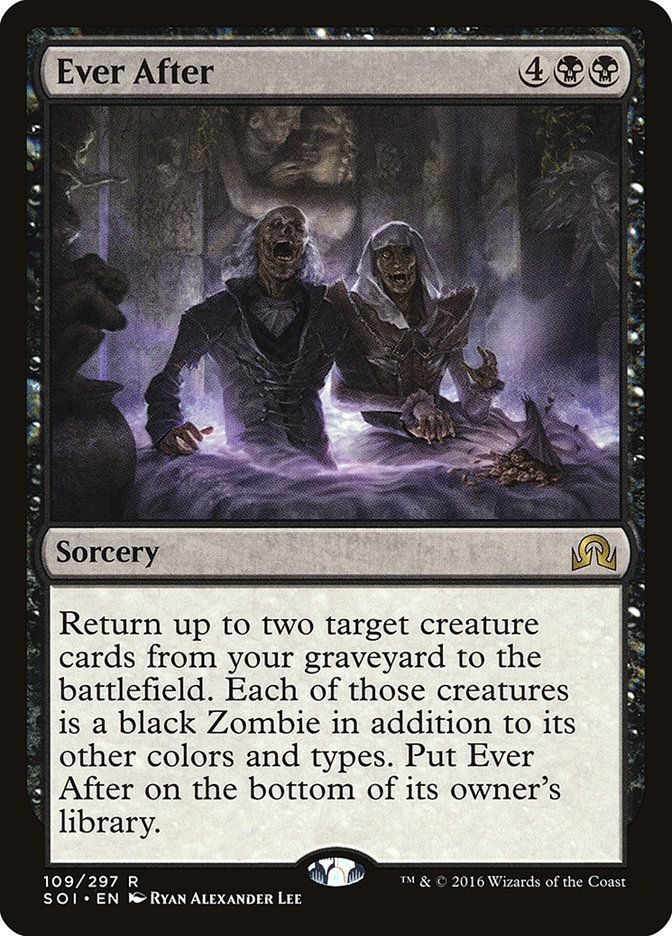 Ever After Magic The Gathering The Gathering Eldritch Moon