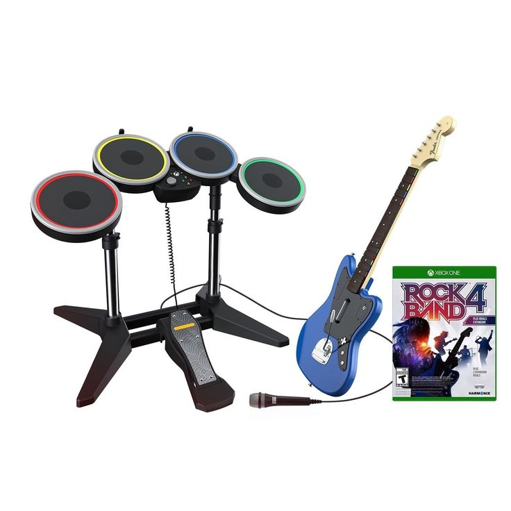 Rock Band Rivals Band Kit for Xbox One: $859.31 End Date: Saturday Jan-27-2018 13:48:32 PST Buy It Now for only: $859.31 Buy It Now | Add…