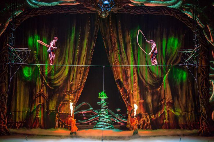 Zarkana by Cirque du Soleil in Las Vegas