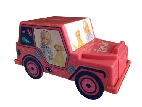 "Barbie Car ""Piggy Bank"" – Junkie Charity Store"
