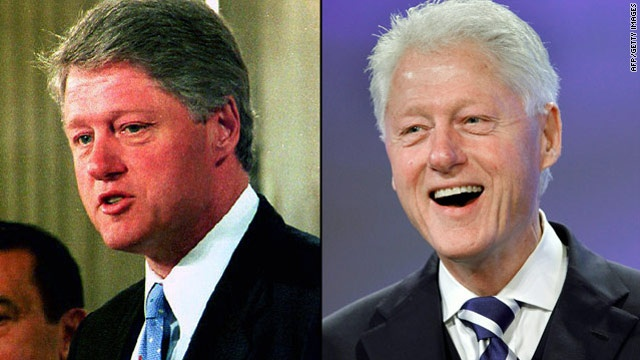 From omnivore to vegan: The dietary education of Bill Clinton.  haha