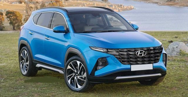 2021 Hyundai Tucson Refreshed Design Powertrain Expectations In
