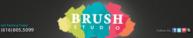 Can't wait to try this place!!! Brush Studio - Grand Rapids Michigan