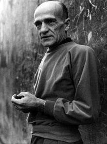 "Paul-Émile Borduas Cdn. (1905-1960) author of the ""Refus Global"", the manifesto of l'Automatiste movement"