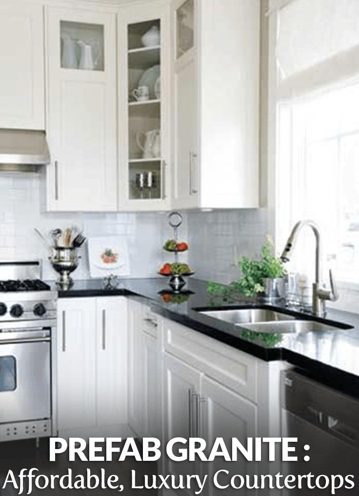 Prefab Granite Countertops: Affordable Elegance