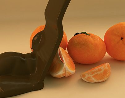 "Check out new work on my @Behance portfolio: ""Realflow Chocolate"" http://on.be.net/1W2eVE9"