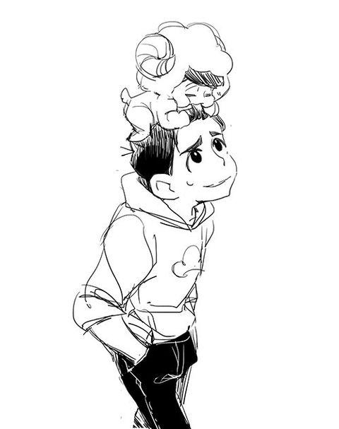 「6」/「zzz」の漫画 [pixiv]