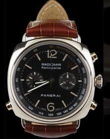 New Replica Panerai Radiomir Chrono Rattrapante fake watches