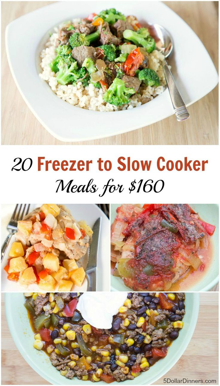 As Emma said in a post last year about freezer meals,