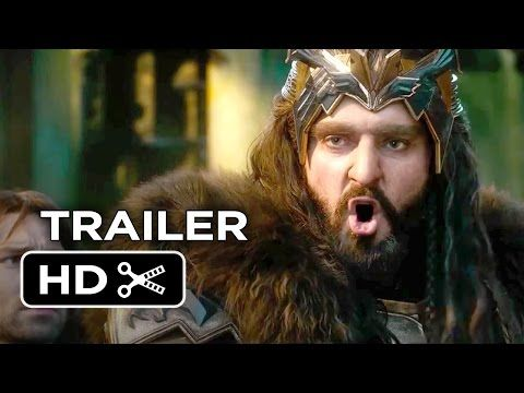 The Hobbit: The Battle of the Five Armies Official Teaser Trailer #1 (2014) - Peter Jackson Movie HD - YouTube <<OH GOD OH GOD I CAN'T HANDLE IT IT'S TOO MUCH <3 --KittyJustine