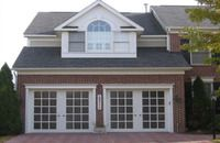 Glass Garage Door : Precision Garage Door Service Of Spokane