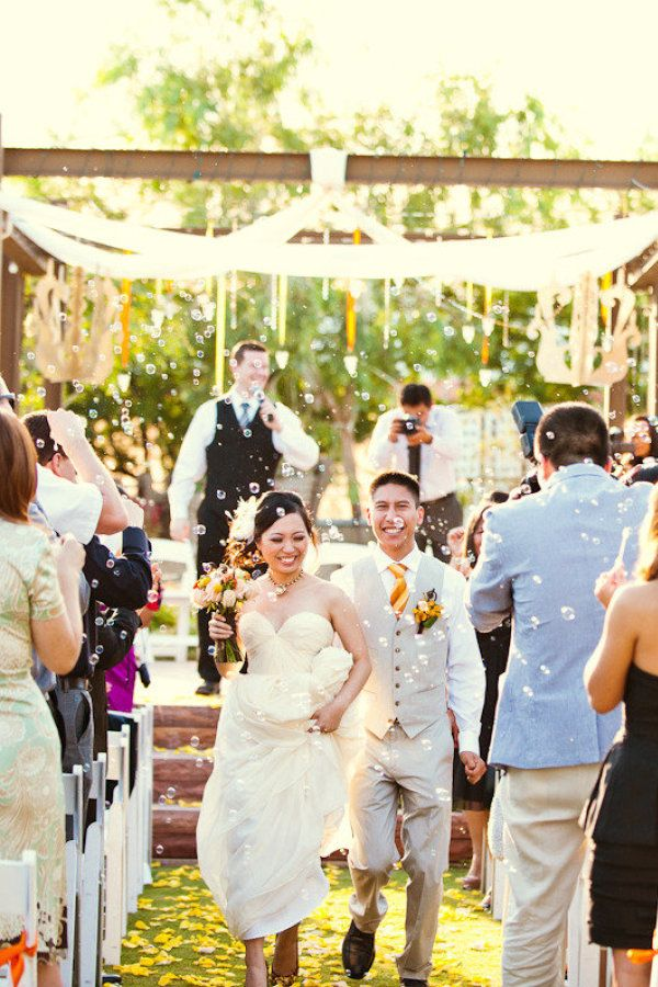 Las Vegas Wedding at Springs Preserve by Chelsea Nicole Photography