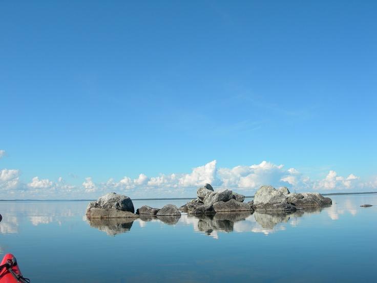 Luces en Laponia