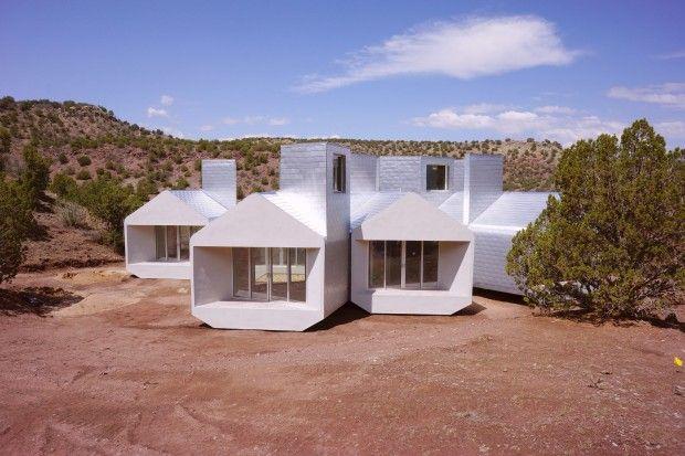 Element House par MOS Architects - Journal du Design