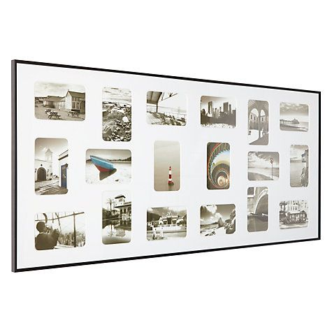 "Buy Nielsen Pixel Collage Multi-aperture Frame, 18 Photo, 4 x 6"" (10 x 15cm)…"