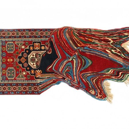Identità liquefatta. Faig Ahmed  http://artecracy.eu/identita-liquefatta-faig-ahmed/