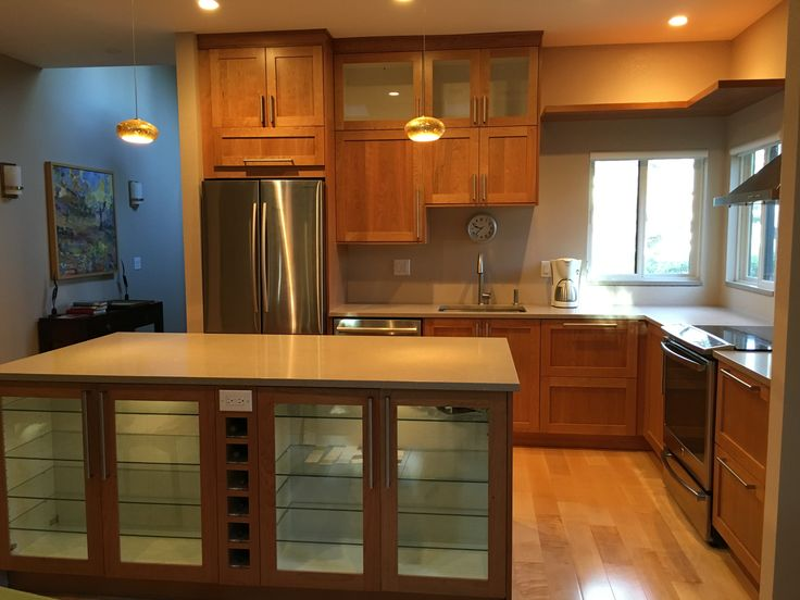 Semihandmade Makes Custom Doors For IKEA Kitchen Cabinets And More. These  Are The Shaker Style