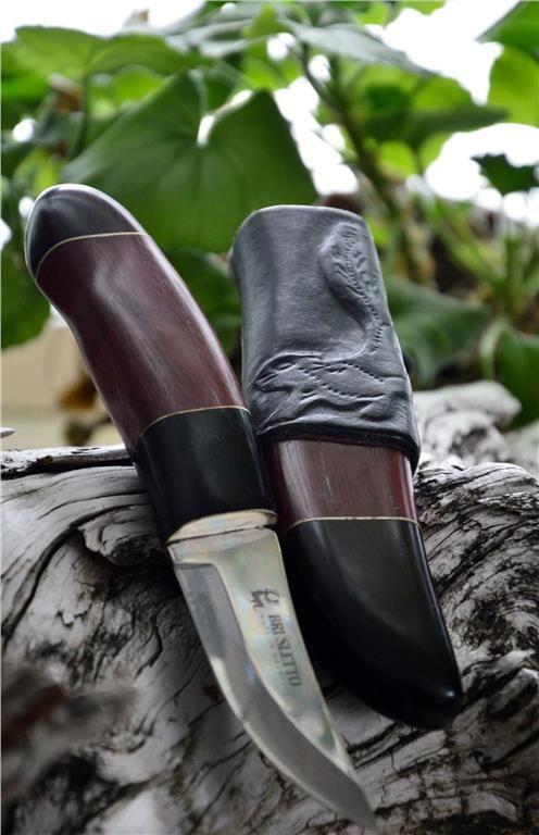 Kniv, Brusletto på Tradera.com - Jaktknivar och jaktverktyg | Jakt |