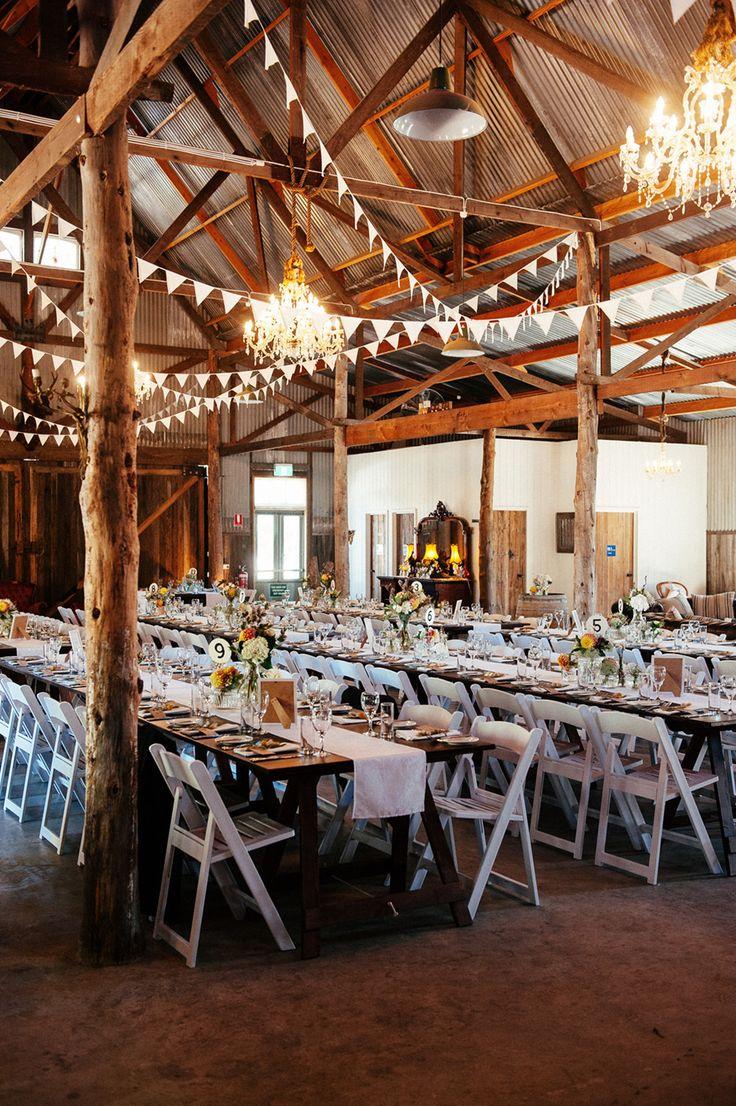 95 Rustic Wedding Decorations Australia Image Source Green Wedding Inspiration Barn