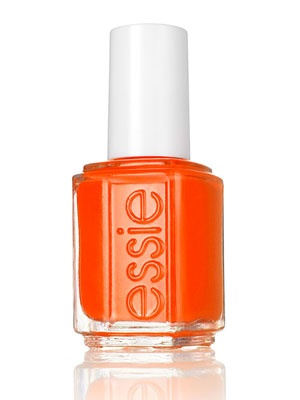 Orange you glad...that this shade of orange exists?    Click the image to see more of our must-have nail colors for the spring.