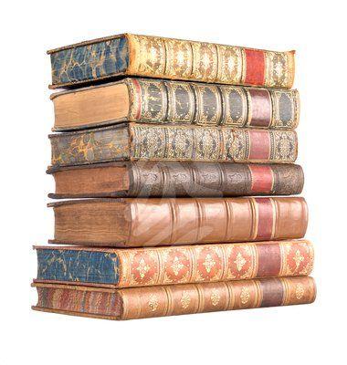 vintage clip art books - photo #3